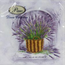 Servetėlės Lavender  Garden Violet 73886