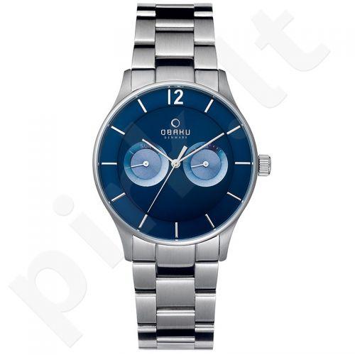 Vyriškas laikrodis Obaku V192GMCLSC