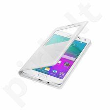 Samsung Galaxy A5 S View dėklas (baltas