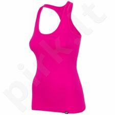 Marškinėliai 4f W H4L17-TSD007 neono-rožinės spalvos