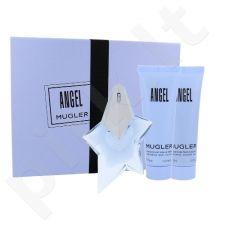 Thierry Mugler Angelis rinkinys moterims, (EDP 25 ml + kūno losjonas 50 ml + dušo želė 50 ml)