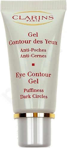 Clarins Eye Care, Eye Contour Gel, paakių želė moterims, 20ml