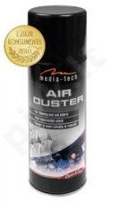 Suslėgtas oras Media-Tech Air Duster, 400 ml