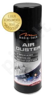 Suslėgtas oras Media-Tech Air Duster, 400 ml
