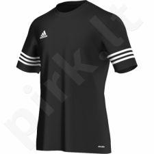 Marškinėliai futbolui Adidas Entrada 14 F50486