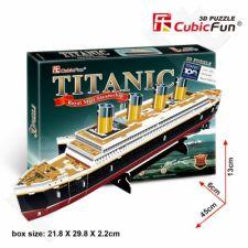 3D dėlionė: Titanikas