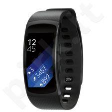 Išmanusis laikrodis Samsung Galaxy Gear Fit2 S dydis juodas