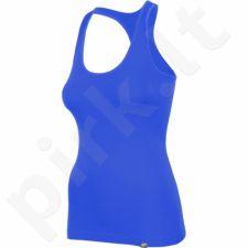 Marškinėliai 4f W H4L17-TSD007 mėlyna
