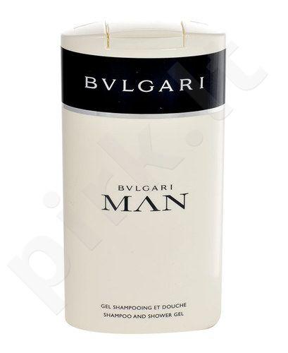 Bvlgari MAN, dušo želė vyrams, 200ml