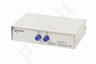 Gembird spausdintuvo perjungėjas USB 2/1