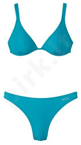 Maudymosi bikinis moterims 81030 888 42 petrol NOS