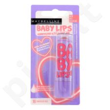 Maybelline Baby Lips Valentine Kiss lūpų balzamas, kosmetika moterims, 4,4g, (16 Chocolate Kiss)