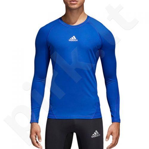 Marškinėliai termoaktyvūsadidas ASK SPRT LST M CW9488