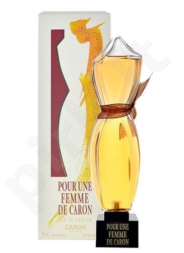Caron Pour Une Femme de Caron, kvapusis vanduo moterims, 50ml