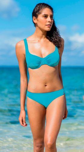 Maudymosi bikinis moterims BASIC 2306 52 42B turquoise