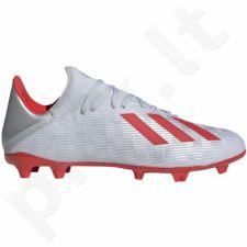 Futbolo bateliai Adidas  X 19.3 FG M F35382
