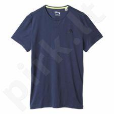 Marškinėliai treniruotėms Adidas Essentials The Tee M AB6407