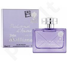 John Galliano Parlez-Moi d´Amour Encore, EDT moterims, 80ml, (testeris)