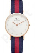 Laikrodis DANIEL WELLINGTON OXFORD ROSE GOLD 26mm