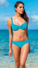 Maudymosi bikinis moterims BASIC 2306 52 44B turquoise
