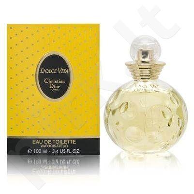 Christian Dior Dolce Vita, tualetinis vanduo (EDT) moterims, 100 ml