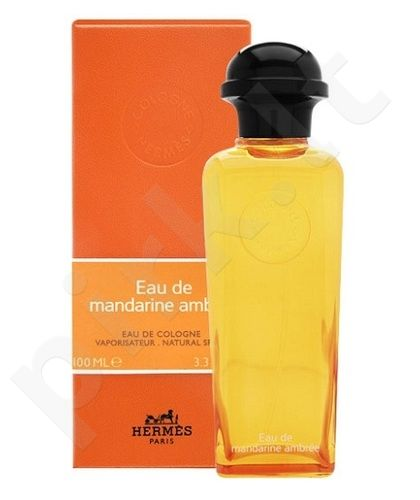 Hermes Eau de Mandarine Ambree, odekolonas (EDC) moterims ir vyrams, 100 ml