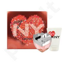 DKNY My NY rinkinys moterims, (EDP 50ml + 100ml kūno pienelis)