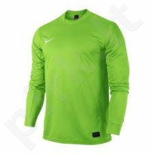 Marškinėliai futbolui Nike Park V LS Junior 448256-350