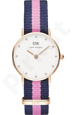 Laikrodis DANIEL WELLINGTON WINCHESTER ROSE GOLD 26mm