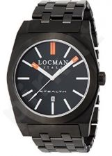 Laikrodis LOCMAN STEALTH  0201BKBKFOR1BRK