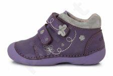 Auliniai D.D. step violetiniai batai 19-24 d. 015127a