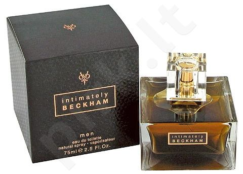 David Beckham Intimately, tualetinis vanduo (EDT) vyrams, 75 ml