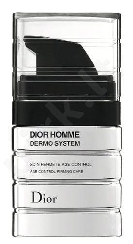 Christian Dior Homme Dermo System, Age Control Firming Care, veido želė vyrams, 50ml