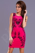 Emamoda suknelė - fuksija 8509-1