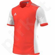 Marškinėliai futbolui Adidas Volzo 15 (M-XXL) M S08960