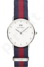 Laikrodis DANIEL WELLINGTON OXFORD SILVER 26mm