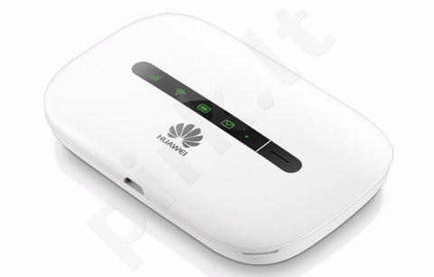 Huawei Modemas E5573s-320 51070XAX baltas
