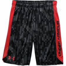Šortai sportiniai Under Armour Eliminator Printed Junior 1257821-043