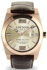 Laikrodis LOCMAN STEALTH automatinis 10ATM 0205RRAVF5N0PST