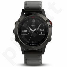 Vyriškas laikrodis GARMIN Fenix Sapphire 5 010-01688-21