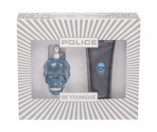 Police To Be, rinkinys tualetinis vanduo vyrams, (EDT 40 ml + dušo želė 100 ml)