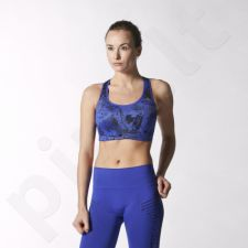 Sportinė liemenėlė  Adidas Infinite Series Racer Back Bra C/D Cup all over printed W S16360