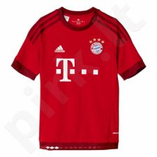 Marškinėliai futbolui Bayern Monachium Lewandowski Home Jersey Junior S08605