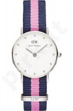 Laikrodis DANIEL WELLINGTON WINCHESTER SILVER 26mm