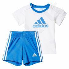 Komplektas Adidas Summer Easy Boys Set Kids AK2607