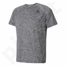 Marškinėliai treniruotėms adidas Designed 2 Move Tee M BK0933