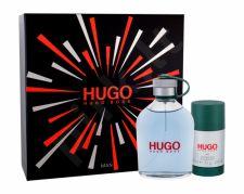 HUGO BOSS Hugo Man, rinkinys tualetinis vanduo vyrams, (EDT 200 ml + pieštukinis dezodorantas 75 ml)