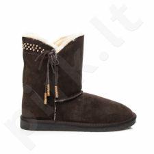 CNB odiniai žieminiai auliniai batai