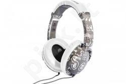 Idance IBIZA 103 ausinės (baltos)