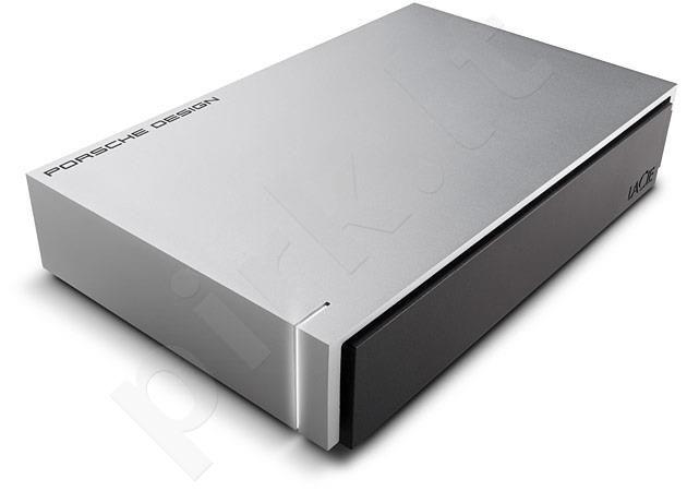 Išorinis diskas LaCie Porsche P'9233 3.5'' 5TB USB3, Dizainas skirtas Apple Mac